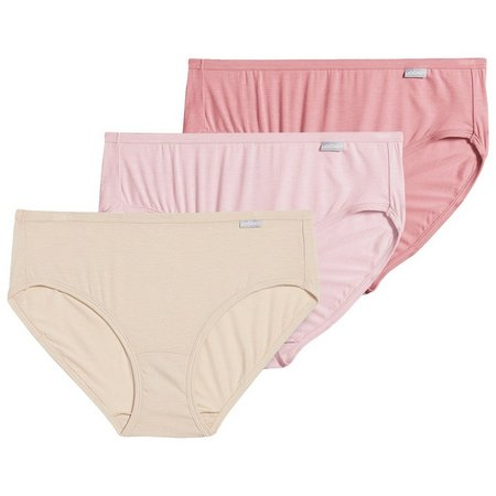 Jockey 3-pk. Supersoft Hipster Panties
