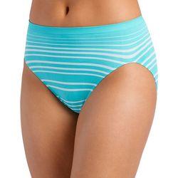 Jockey Comfies Stripe French Cut Panties