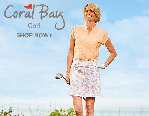 Coral Bay Golf Shop Now