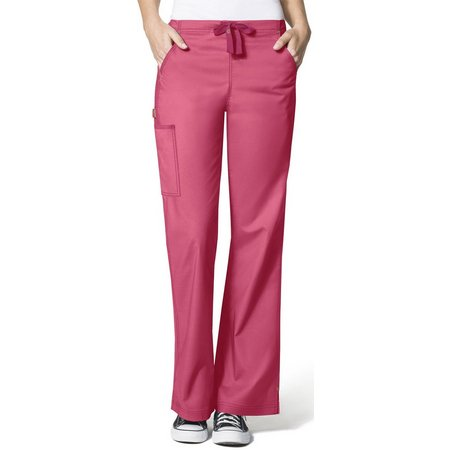 WonderWink Plus WonderFlex Grace Flare Scrub Pants