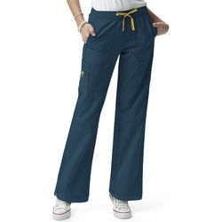 WonderWink Plus 4 Stretch Sporty Cargo Scrub Pants