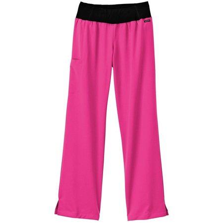 Jockey Womens Transformed Yoga Pant Scrub Pants