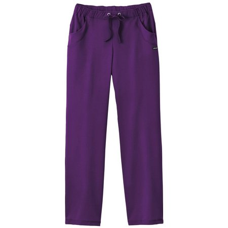 Jockey Womens Grommet Scrub Pants