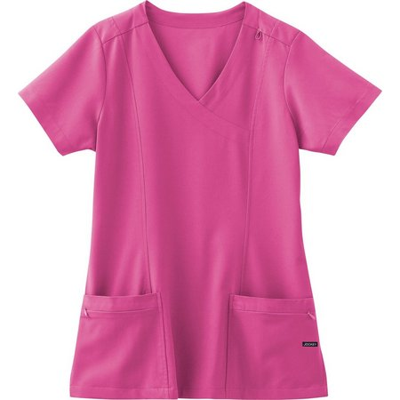 Jockey Womens V-Neck Wrap Scrub Top