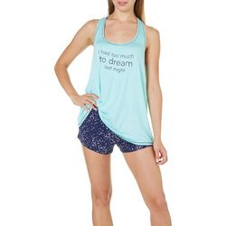 New! Pillow Talk Womens Too Much To Dream