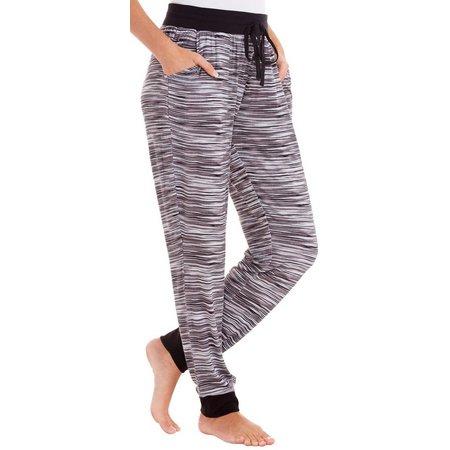 Maddie & Coco Juniors Stripe Jogger Pajama Pants