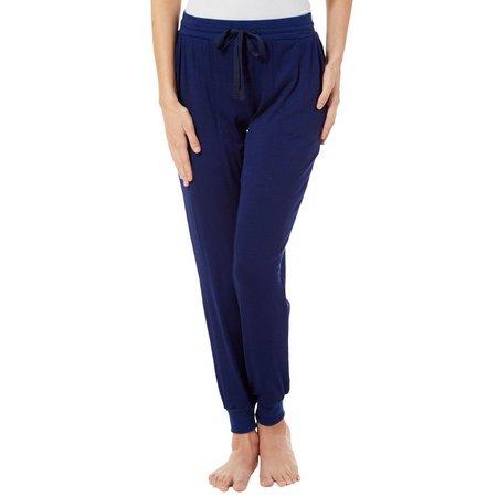 Maddie & Coco Juniors Solid Jogger Pajama Pants