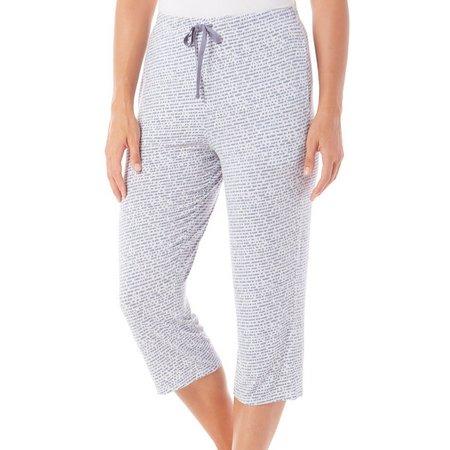 Jaclyn Intimates Womens Space Dye Pajama Pants