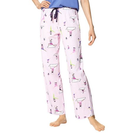 Hue Womens Yoga Lesson Pajama Pants