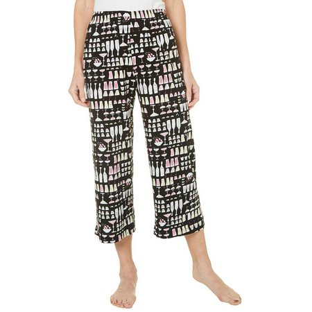 Hue Womens Happy Hour Pajama Capris