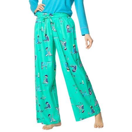 Hue Womens Girls Night Pajama Pants