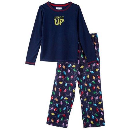 Karen Neuburger Big Girls Light It Up Pajama