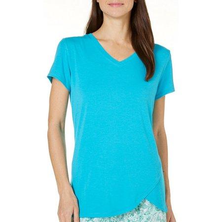 COOL GIRL Womens Daydream Believer Pajama Top