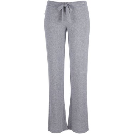Lissome Womens Solid Lounge Pants