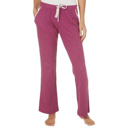 Lissome Womens Tie Pajama Pants