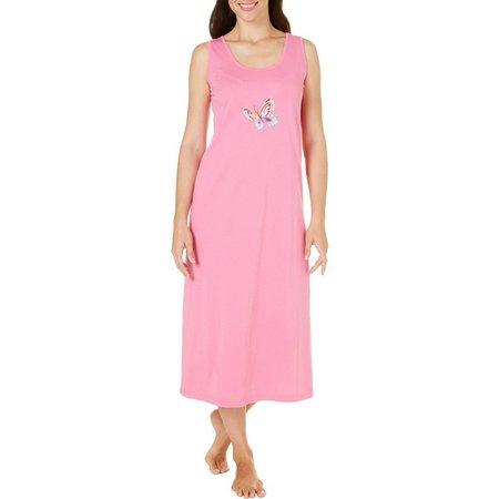 Granada Womens Butterfly Tank Leisure Dress
