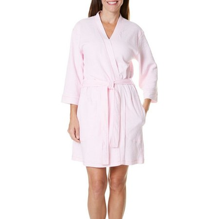 Coral Bay Womens Short Robe