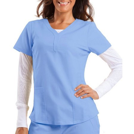 HEALING HANDS Womens Purple Label Jane Scrub Top