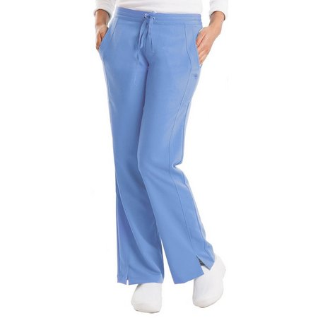 HEALING HANDS Womens Taylor Solid Scrub Pants