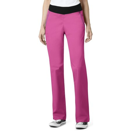 WonderWink Womens 7 Flex Drawstring Scrub Pants