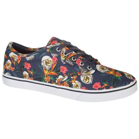 Vans Womens Atwood Low Space Cat Skate Shoes