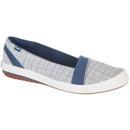 Keds Womens Cali Check Shoes