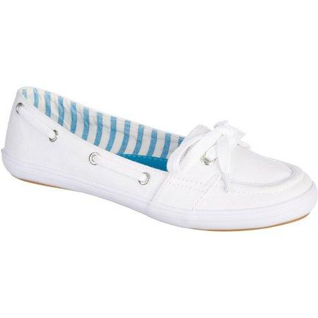 Keds Womens Teacup Boat Shoes