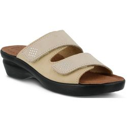 New! Spring Step Womens Aditi Wedge Sandals