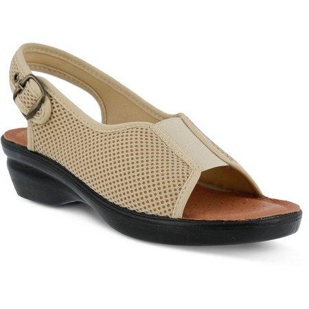 Flexus Womens Fabrizia Sling Back Sandal