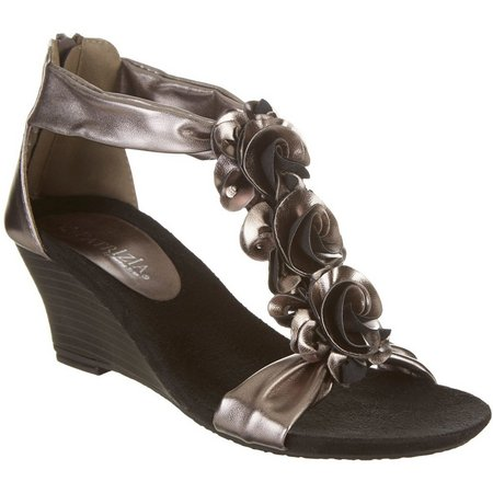 Patrizia by Spring Step Harlequin Grey Sandals