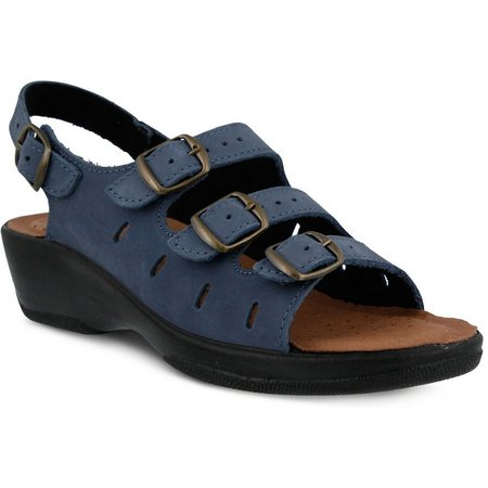 Flexus by Spring Step Womens Willa Sandals