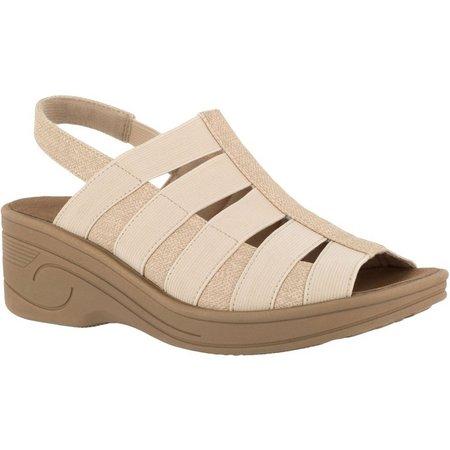 Easy Street Womens Floaty Sandals