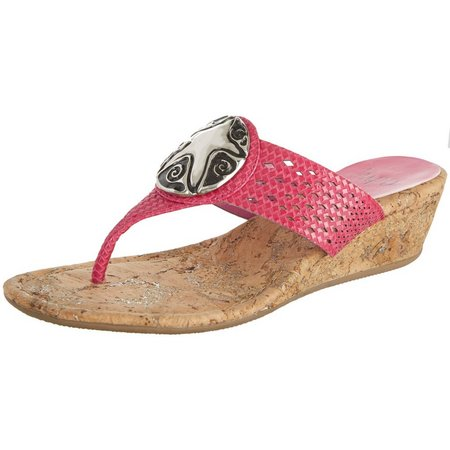 IMPO Womens Glory Wedge Sandals