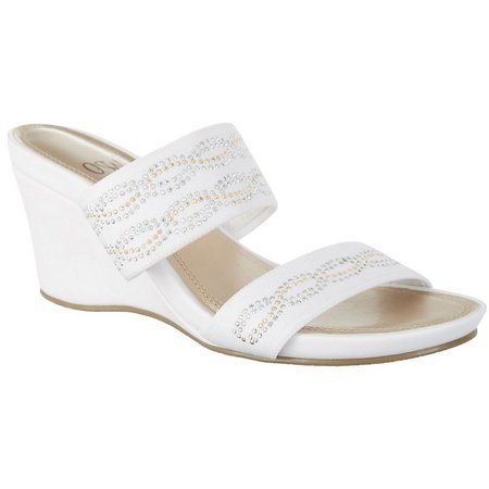 IMPO Womens Varen Wedge Sandals