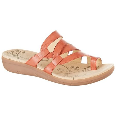 Bare Traps Womens Joules Slide Sandals