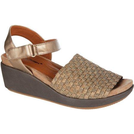 Bare Traps Womens Erker Wedge Sandals