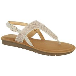 New! Paradise Shores Womens Cara Sandals