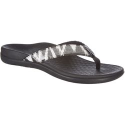 Vionic Womens Tide Sequin Sandals