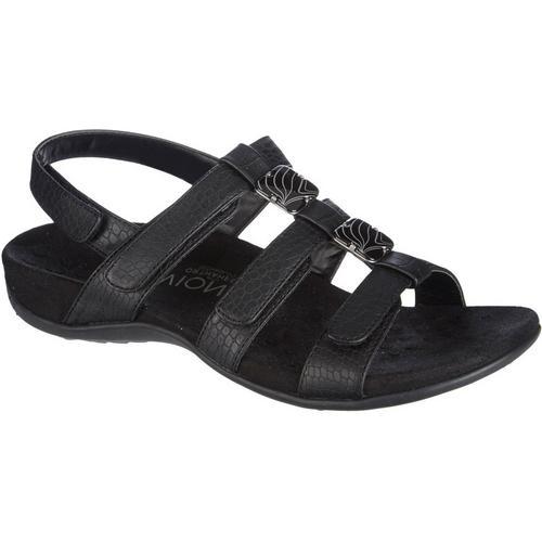 Black dress uniform shoes vionic
