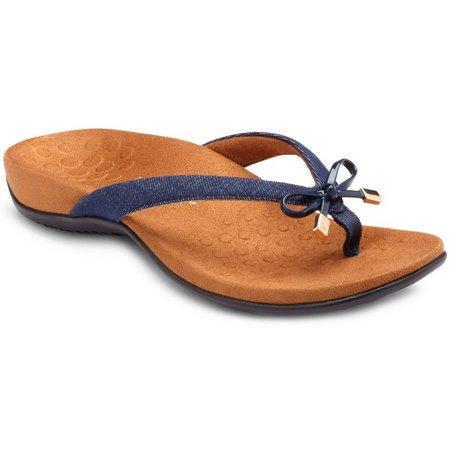 Vionic Womens Bella 2 Thong Sandals