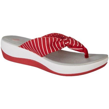 Clarks Womens Arla Glison Flip Flops