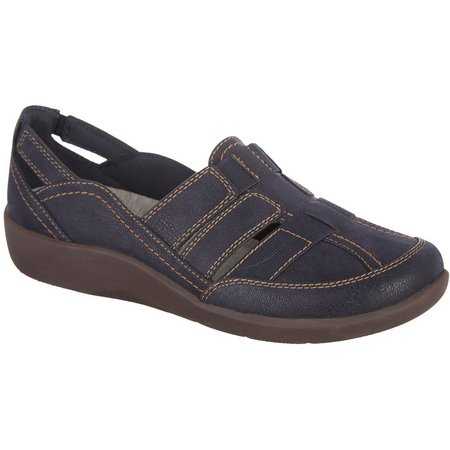 Clarks Womens Sillian Stork Shoes