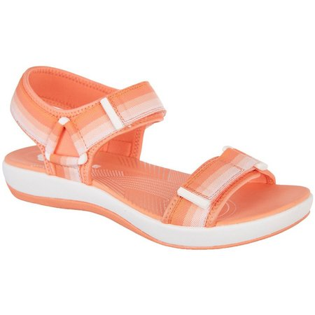 Clarks Womens Brizo Ravena Cloudstepper Sandals