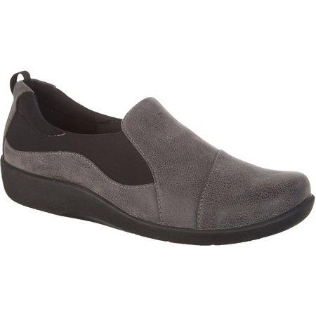 Clarks Womens Sillian Paz Slip On Shoes
