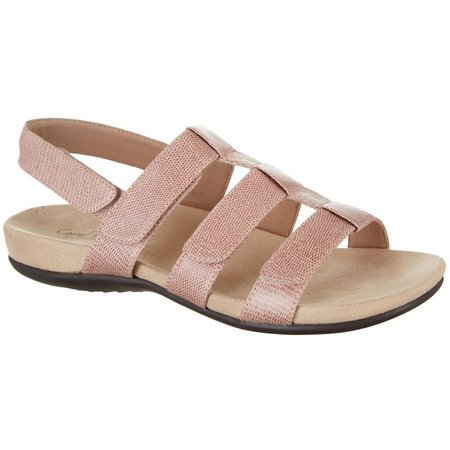 Coral Bay Collection Womens Addie Sandals