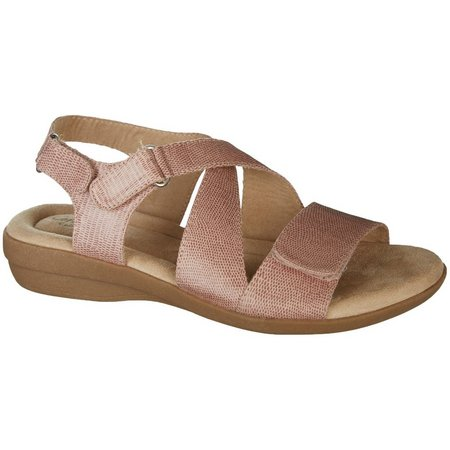 Coral Bay Collection Womens Tammie Sandals