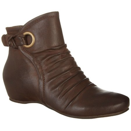 Bare Traps Womens Salie Ankle Boots