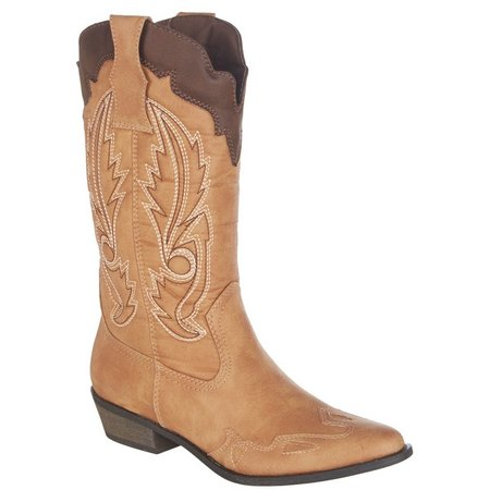 Coconuts Womens Cimmaron Western Boots