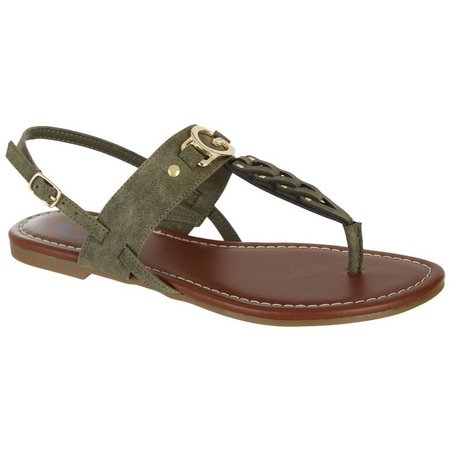 G by Guess Womens Liberty Sandals