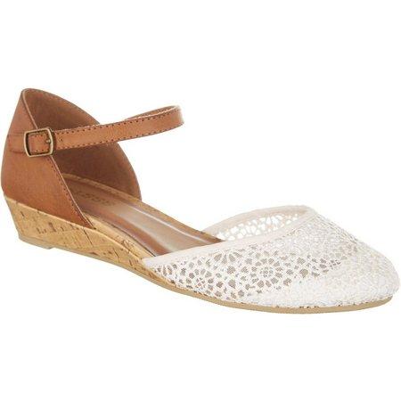 Dept 222 Womens Sydney d'Orsay Sandals